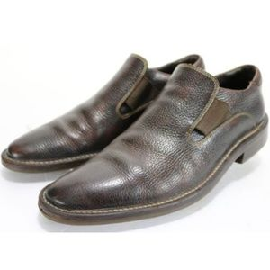 Cole Haan Men's Slip-on Shoes Size 9 Brown